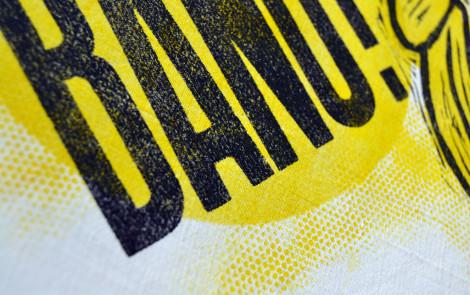BANG! | Backpack & sketchbook
