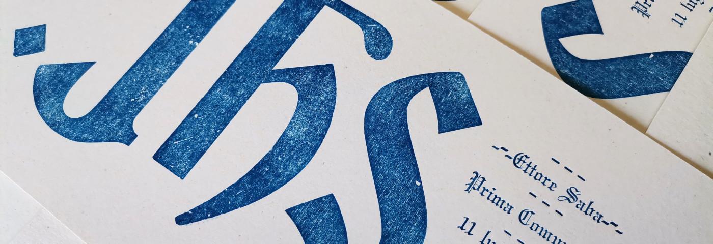 JHS | Le lettere dei semplici