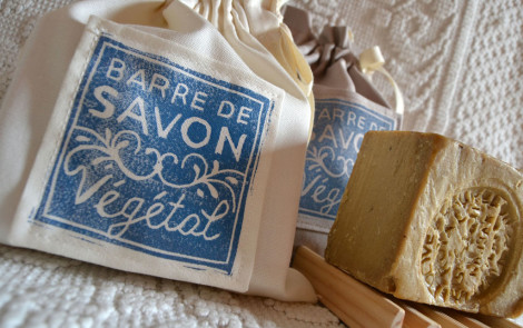 SAVON | Barre de savon végetal